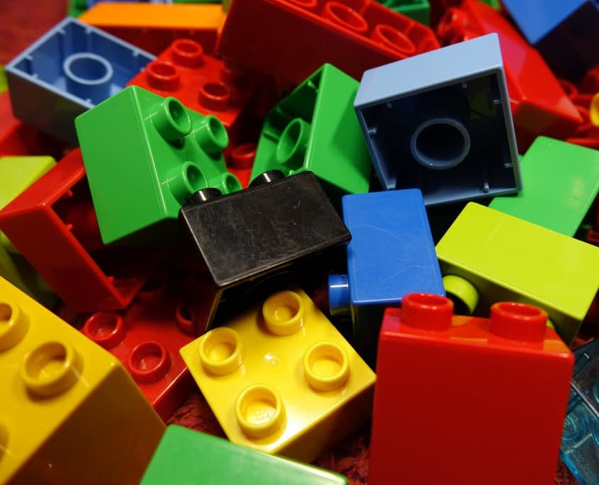 Bild Filament: ABS cube