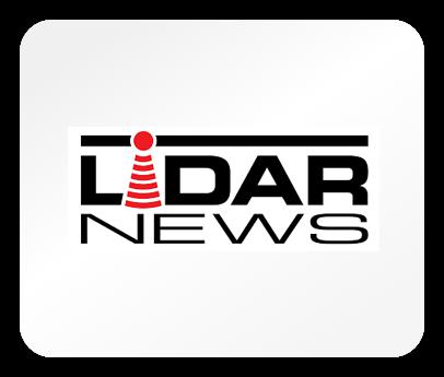 Das Logo der Webseite Lidar News