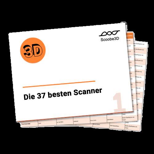 Das Titelbild zu unserem Scanner Vergleich, in dem mehr als 30 verschiedene Scanner verglichen werden.