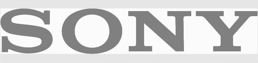 Logo of our customer and partner Sony