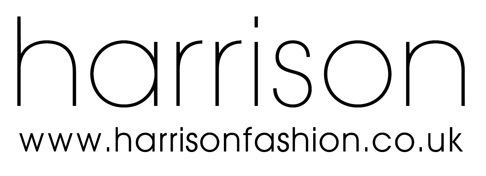 Logo von unserem Kunden und Partner Harrison Fashion