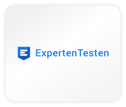 Das Logo der Webseite Experten Testen