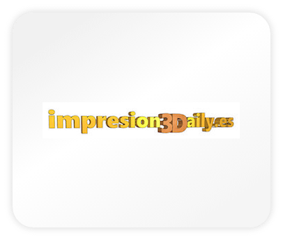 Das Logo der Webseite Impresion3Daily.es
