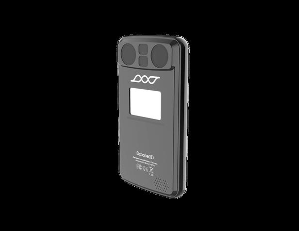 Rückseite Scoobe3D High-Precision