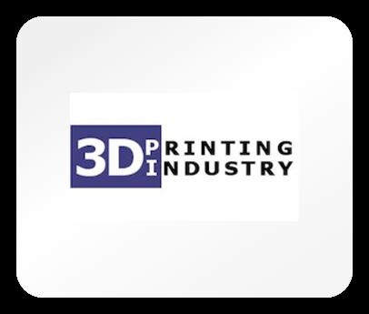 Das Logo von 3D priniting industry