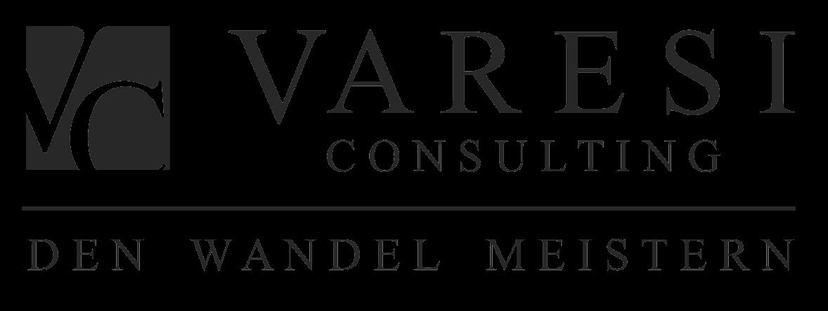 Logo von unserem Kunden und Partner Varesi Consulting